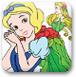 公主插画书