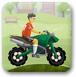 足球摩托车