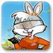 兔子也爱美