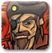 海盗的激战
