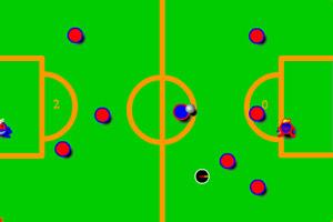 简易桌上足球_简易桌上足球小游戏大全_简易