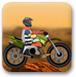 摩托车翻越大峡谷