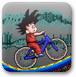 悟空玩转自行车