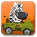 斑马开汽车