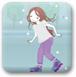 巴黎轮滑女孩
