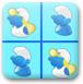蓝精灵三子棋