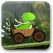 恐龙宝宝婴儿车