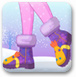 温暖雪地靴