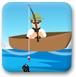 少年骇客渔船垂钓