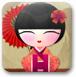 装扮日式小女偶