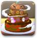 万圣节南瓜蛋糕