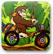 大金刚骑摩托车