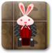 兔子种萝卜