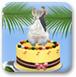 三层婚礼蛋糕