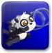 熊猫乌龟网球赛