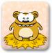 贪吃的小熊