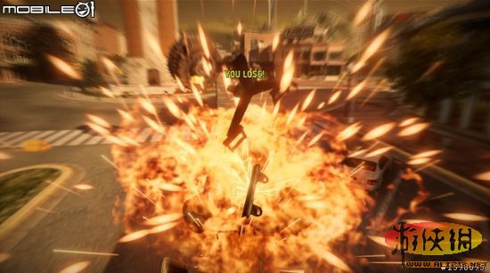 虐杀式战斗赛车烈火战车游戏图文攻略 22 烈火战车攻略秘籍图片