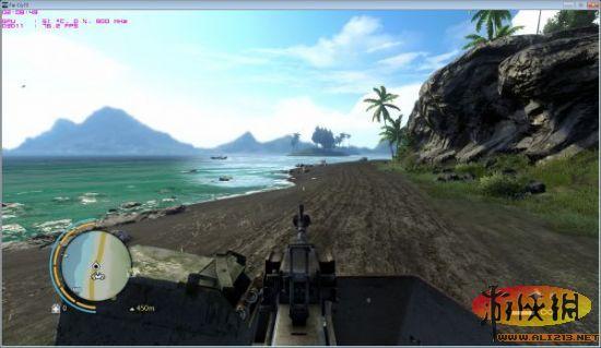 第一人称射击《孤岛惊魂3》搭顺风车的密技