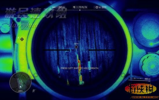 《狙擊手:幽靈戰士2》圖文攻略