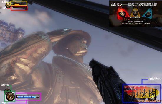 《生化奇兵3:無限》完整系統分析(遊戲系統與完整世界觀)