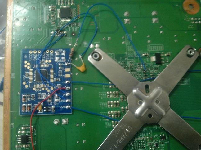 电路板点线图片