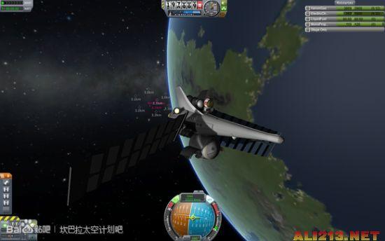 《坎巴拉太空计划》电引擎mk1制作思路和心得