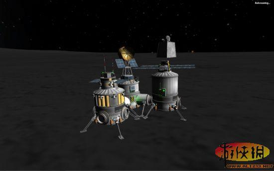 《坎巴拉太空计划》火箭登月详细图文攻略教程