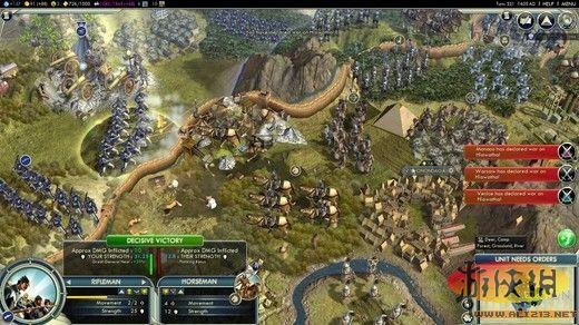 文明5:美丽新世界开启永战永和的方法_游侠网