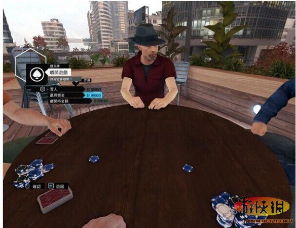 看门狗扑克牌血腥攻略图文看门(5)_分享狗攻略玩法照北v攻略图片