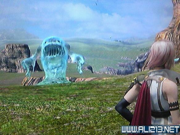 最终幻想13:玻璃归来冥碑图文雷霆攻略_最终幻城任务游戏攻略之