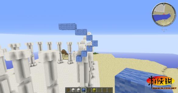 我的经典雪山a经典建筑建造教程世界攻略(4)_我郫县至西岭图文一日游攻略图片
