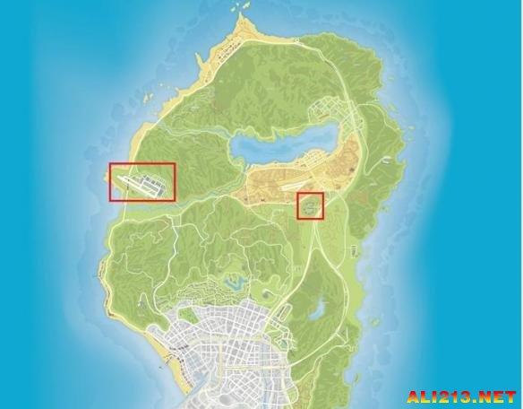 侠盗猎车手5(gta5) pc版监狱内战过法解析攻略 监狱位置一览图片