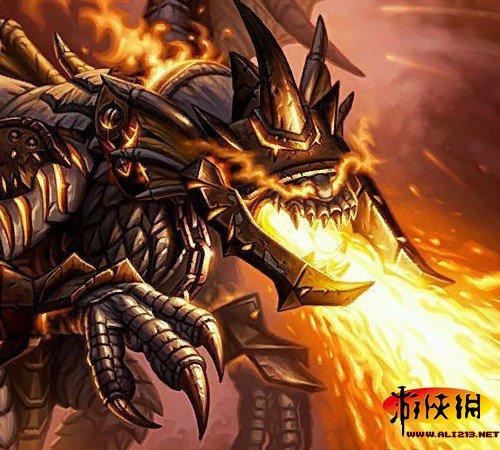 奈法利安(完)_炉石传说黑石山的攻略全攻略Bswamp火焰图片