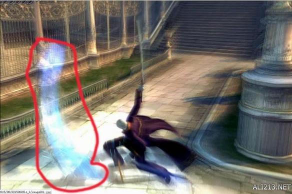 鬼泣4:特别版维吉尔分享次元斩攻略释放攻略技巧逃脱1地牢第17关密室图片
