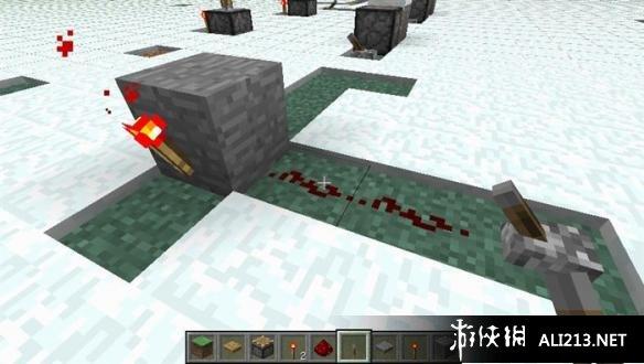 红石火把_我的世界红石基础建造大全