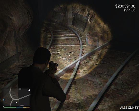 礦洞女鬼之旅3 俠盜獵車手5 GTA5 礦洞女鬼位置解析攻略 女鬼在哪 俠盜獵車手5 GTA5 攻略秘籍