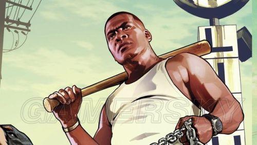 GTA5主角 富兰克林 侠盗猎车手5 GTA5 历代主角资料汇总 汤米等历代高清图片