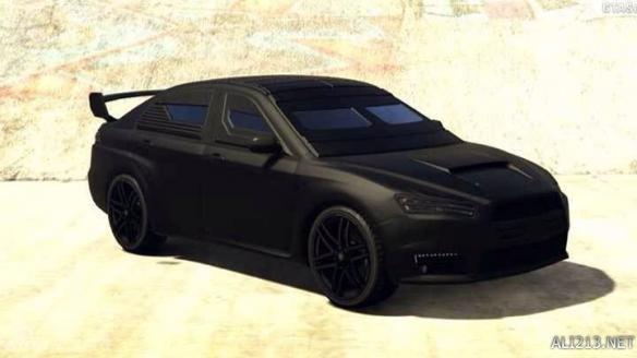 卡林骷髅马_侠盗猎车手5(gta5)抢劫模式车辆载具原型
