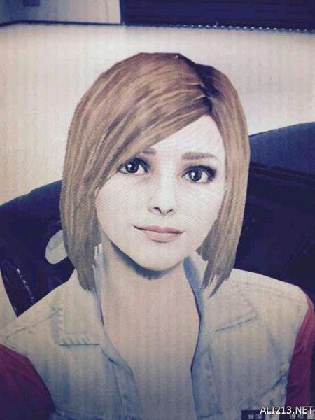 侠盗猎车手5(gta5)美女主播捏脸数据分析攻略