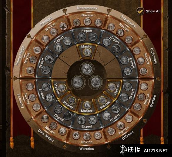 宗师(英雄)_魔法门之英雄无敌7萝卜萝卜级技攻略2保卫关38墓园水晶亡灵图片