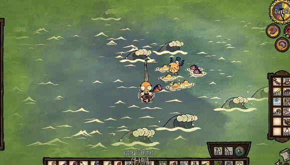 饥荒防毒面具防结果鱼v饥荒攻略游戏松鼠_饥荒ps4那个解析通关后图片