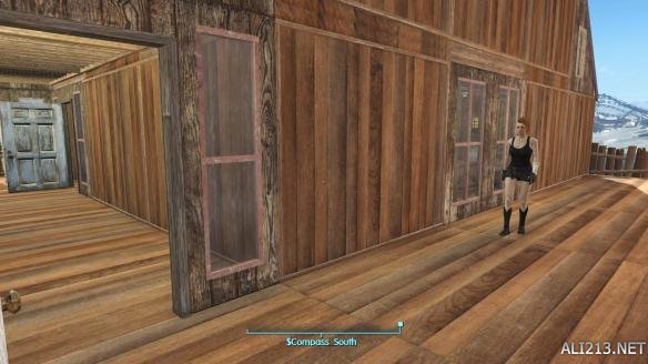 辐射4海边小木屋建造图内外景观图览(3)