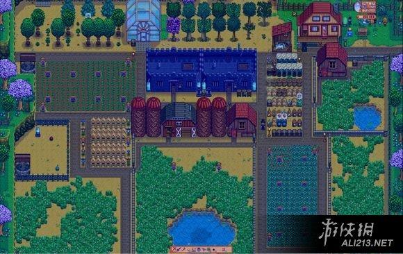 13米长13米宽农村房子设计图展示