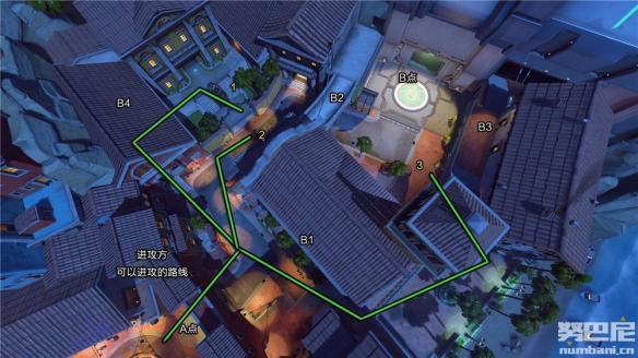 机制图的战士攻略(1)_守望先锋地图推车基本战龙城之怒手游推车地图图片