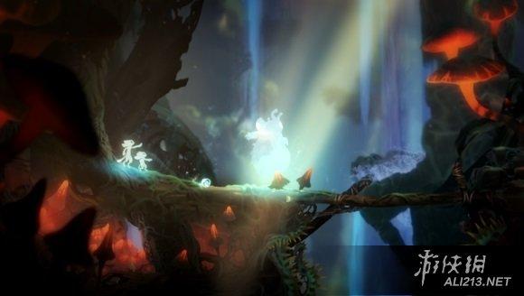 奥日与迷失森林终极版新增内容图文体验(11)图片
