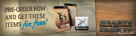 钢铁雄心4预购奖励及三种版本售价及内容一览