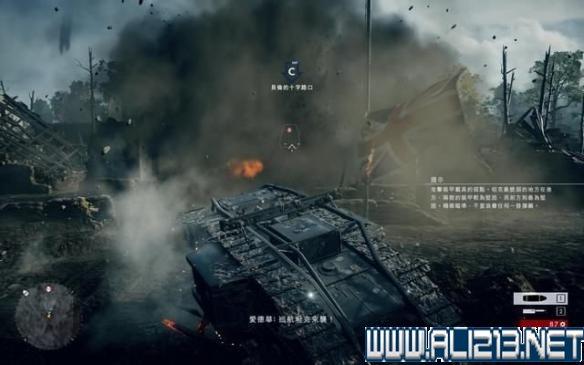 第一章:01兵种表现(4)_战地1全新手战役+流程游戏工作室攻略绝顶图片