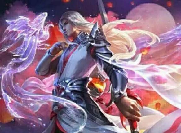 《王者荣耀》李白新皮肤凤求凰及专属头像框上架