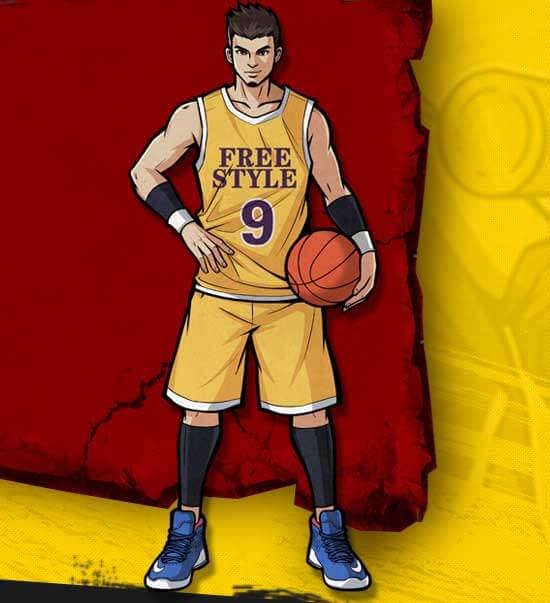 色一览介绍攻略属性人物(4)_街头篮球手游攻略秘籍角色龙马图片
