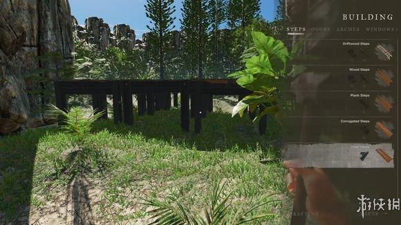 《荒岛求生》建筑设计详细图文教程